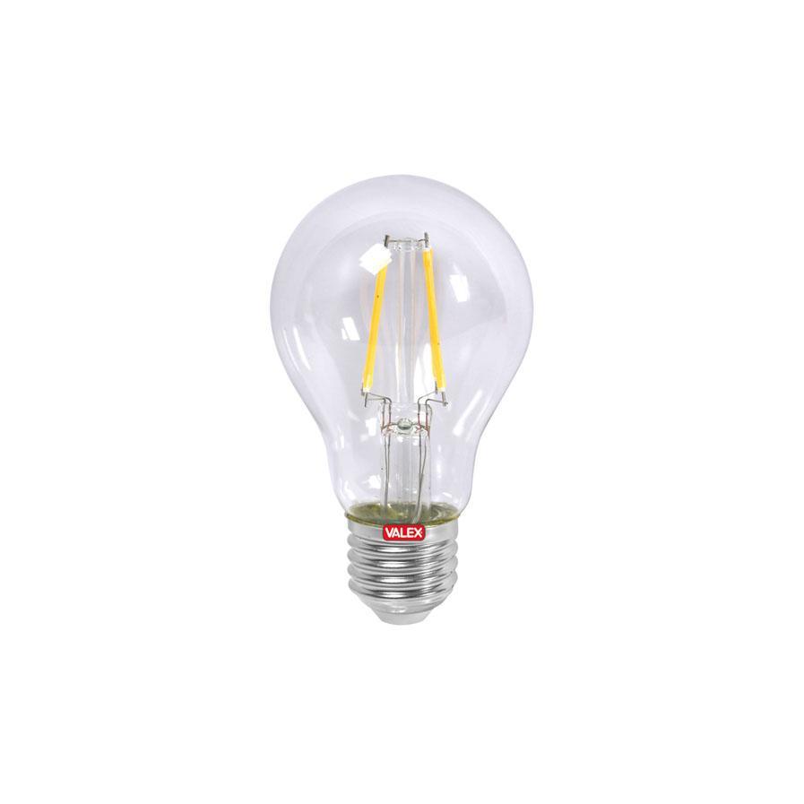 LAMPADINA LED FILAMENTO GOCCIA CHIARA ATTACCO E27