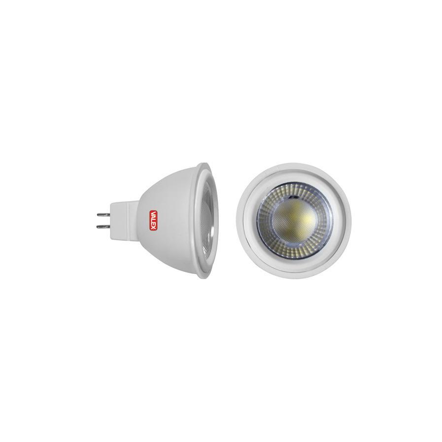 LAMPADINA LED FARETTO MR16 ATTACCO GU5.3
