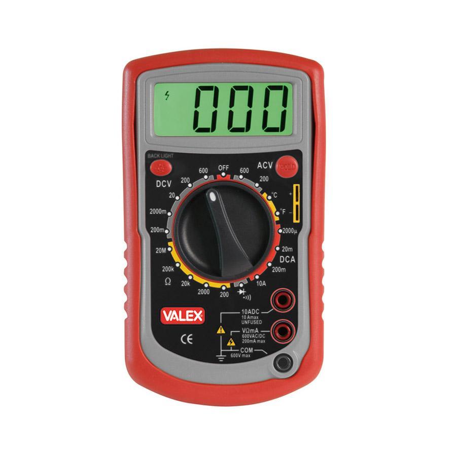 TESTER DIGITALE P6000