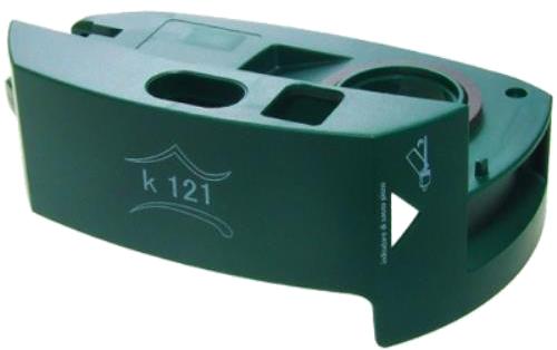Calotta di chiusura corpo motore per vk 121