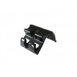 Blocchetto di fissaggio per griglia piano cottura Rex Electrolux Zanussi originale codice 3540064015