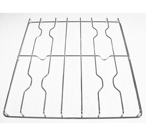 Griglia acciaio cromato 4 fuochi per piano cottura Smeg Westinghouse cm 45.6x44.7