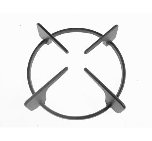 Griglia in ghisa per cucina Fitting Foster tonda diametro cm 20