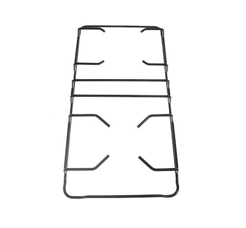 Griglia 2 fuochi per piano cottura Cartesio cucina Franke dim 45.4x22.9