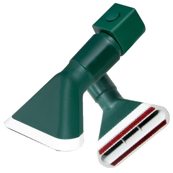 Spazzola con feltro ed adattatore per tubo fl