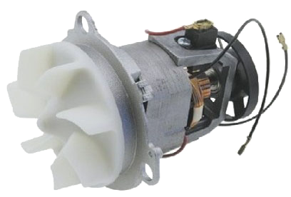 Motore a doppio cuscinetto per vk 116-117