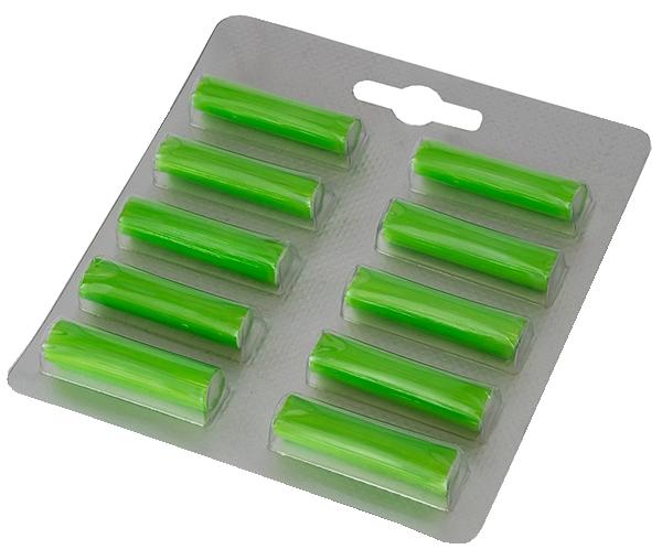 Blister da 10 profumatori vk 120-121-122