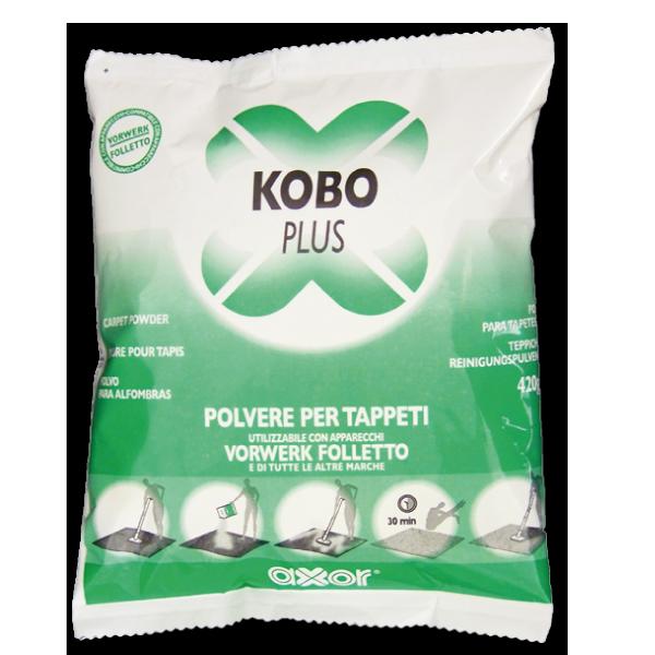 Polvere Koboplus per tappeti