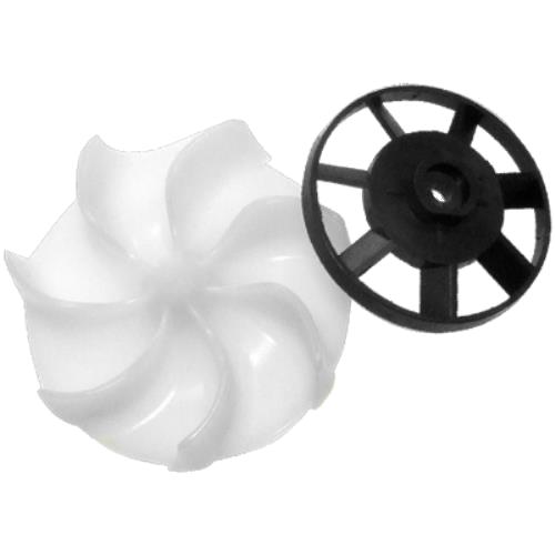 Coppia ventole per motore vk 120-121-122