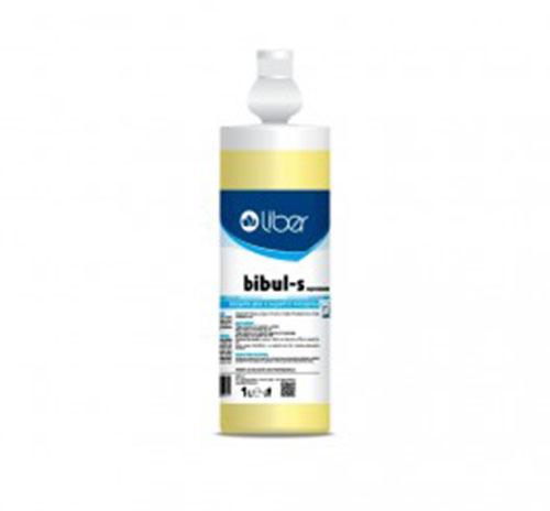 Bibul-s Detergente alcalino specifico per pavimentazioni in grès porcellanato con flacone giustadose da 1L