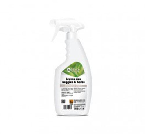 Brezza Veggies & Herbs profumatore per Ambiente consigliato su stoffe e Tessuti