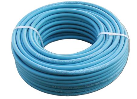 tubo gas gpl blu