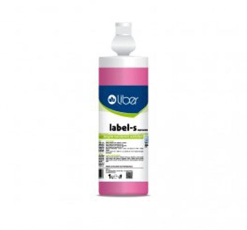 Label-s Autolucidante, Neutro, gradevolmente profumato, Privo di alcali, saponi e Cere con flacone giustadose 1L
