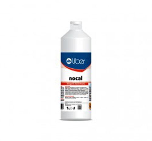 Nocal Detergente decalcificante concentrato schiumogeno inodore da 1L. Consigliato per disincrostare