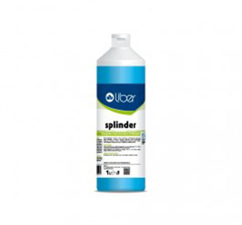 Splinder detergente manutentore brillantante per pavimenti e superfici lavabili 1L