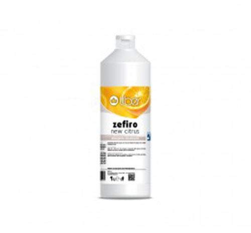 Zefiro New Citrus detergente Deodorante Divertente Miscela di agrumi da 1L
